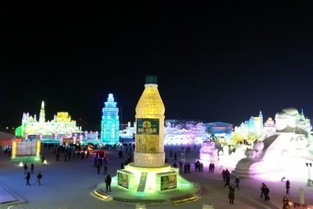 惠州出发 哈尔滨、亚布力滑雪、雪乡双飞六天纯玩零购零自费物超值游