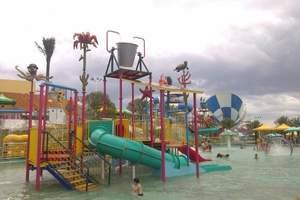 罗山湖水上乐园