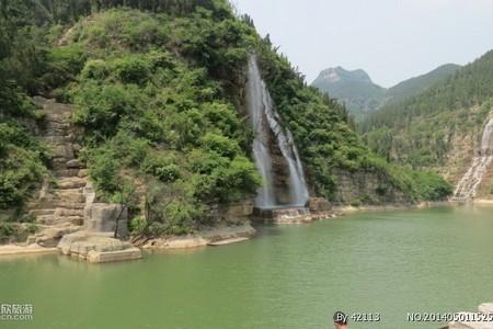 潍坊出发到青州神奇天缘谷、梦幻黄花溪+青州古城纯玩一日游