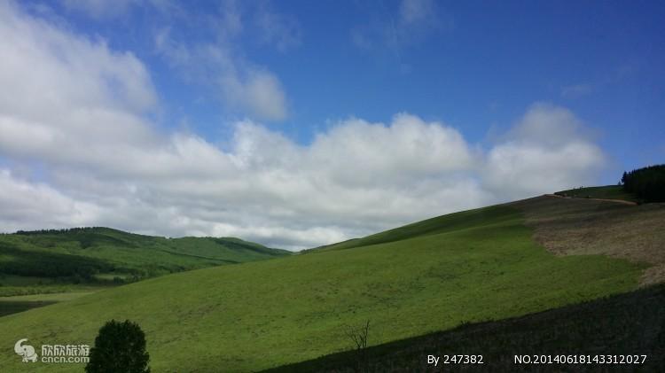 木兰围场草原
