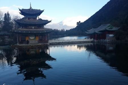 昆明+玉龙雪山+大理古城+丽江、洱海豪华私人游艇双飞一动六日游