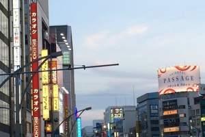 深圳到日本东京富士山 YETI玩雪乐园六天童话美食温泉之旅