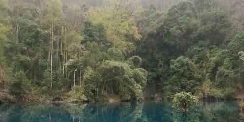 小七孔鸳鸯湖