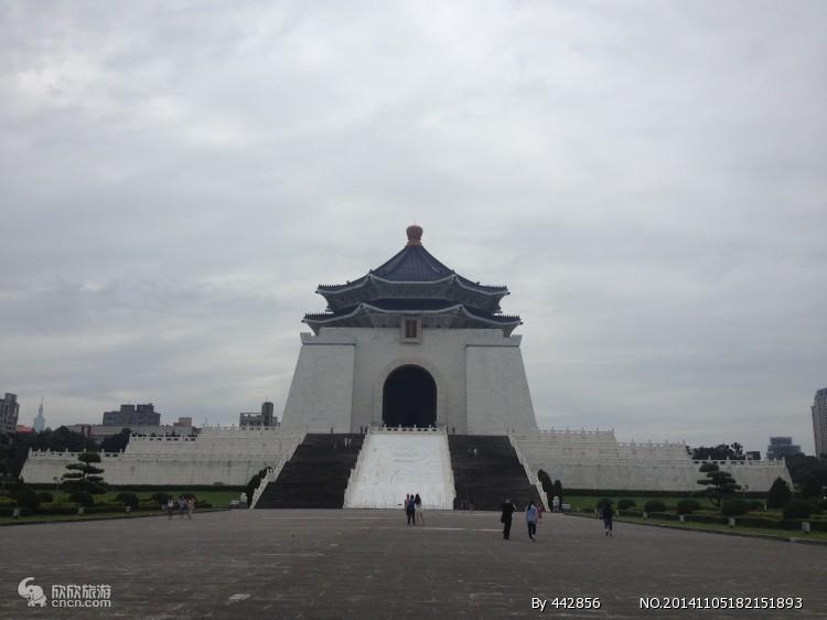 中正纪念堂图片