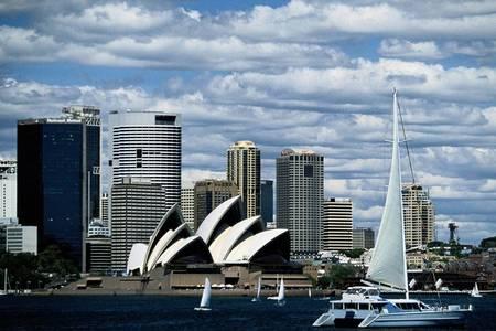 澳州旅游、澳洲大堡礁、澳大利亚8天、香港往返、康辉旅行社