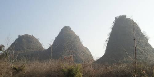 荔波喀斯特森林