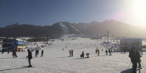 丝绸之路滑雪场