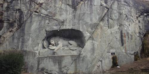 狮子纪念碑