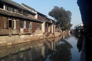 华东五市旅游线路 武汉到华东旅游 杭州乌镇、千岛湖高铁四日游