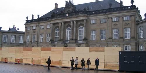 哥本哈根皇宫广场