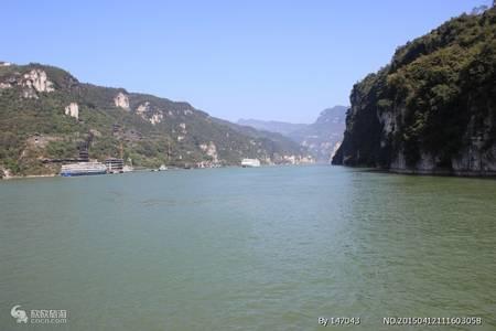 武汉到长江三峡神农溪或神女溪 白帝城3日游