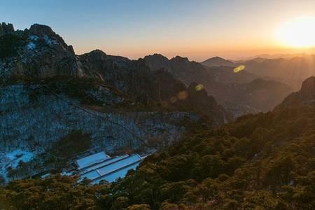 黄山-九华山2日游线路(纯玩旅游团、赏黄山美景、赴九华山祈福、安徽两大名山)