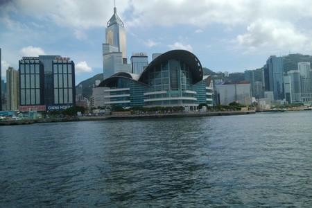惠州出发到 香港观光一天跟团游夜游维多利亚港
