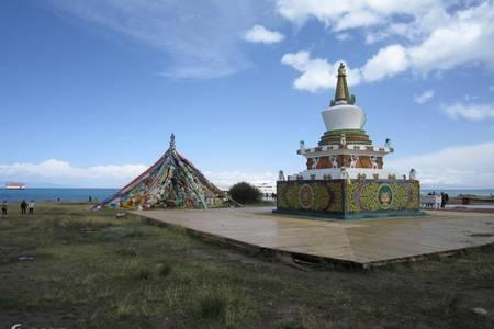 【西遇青海】塔尔寺 阿什贡地质公园 青海湖 茶卡盐湖双飞6日