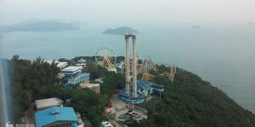 香港澳门五日游(海洋公园+迪士尼豪华纯玩泰丰盛美食团)