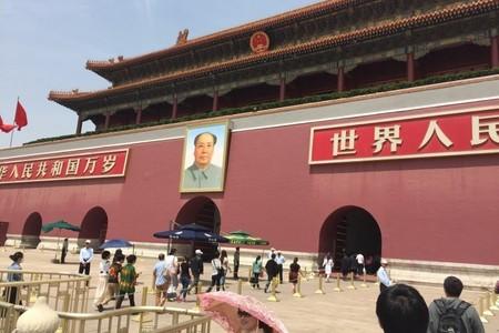恩施至北京北戴河雙臥8日游