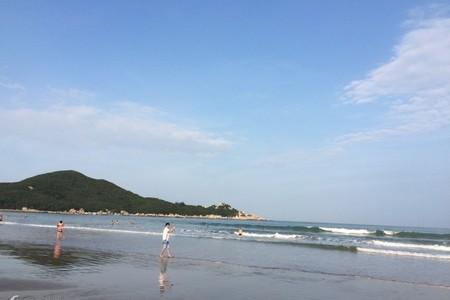 济南周末去潍坊挖蛤蜊一日游