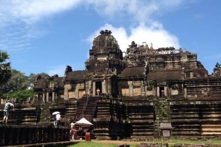 柬埔寨、吴哥丽景双飞五日游-中国周边国家旅游团-济南发团特价