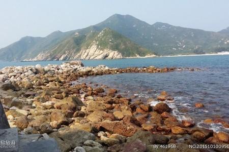 【中国醉优美八大海滩之一】玩转深圳西涌沙滩、周星驰《美人鱼》拍摄地杨梅坑纯玩2天