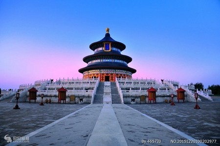 【至尊迎新年】北京一地双飞5天纯玩游·国际品牌五星