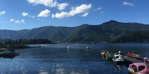 箱根芦之湖