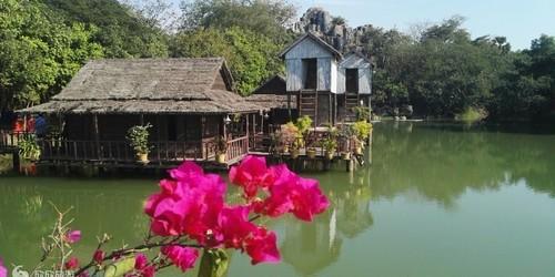 吴哥民俗文化村