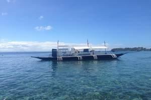 珠海到菲律宾宿雾岛+薄荷岛直飞六天五晚超值游