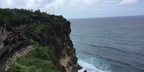 乌鲁瓦图悬崖