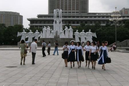 贵阳到朝鲜平壤、开城、板门店、妙香山双飞双卧6日游/朝鲜旅游