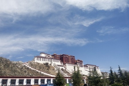 惠州出发到 西藏拉萨布达拉宫 大昭寺 纳木错 双飞七天游