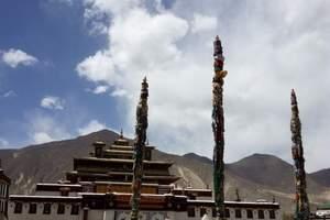 西藏山南桑耶寺