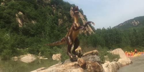 恐龙谷漂流