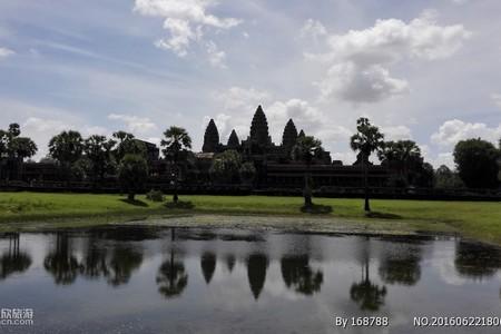惠州出发到 柬埔寨吴哥金边双飞六天游 品质团 深圳飞