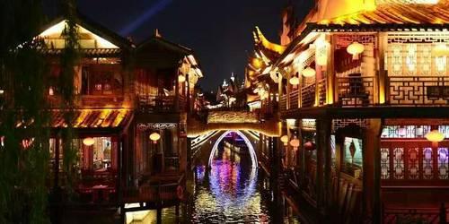 (运河古城)台儿庄古城、台儿庄大战纪念馆、观唐温泉跟团二日游