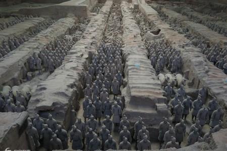惠州出发到 西安 轻奢长安 兵马俑 大唐芙蓉园 回民街 大唐不夜城纯玩双飞五日游