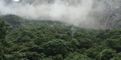武陵山大裂谷