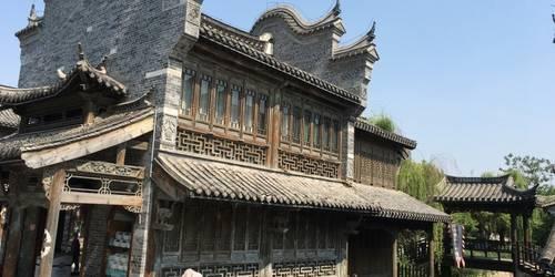 青岛到台儿庄古城、大战纪念馆、兰陵农业园二日游,台儿庄古城旅游线路推荐