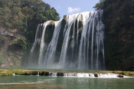 貴州旅游-黃果樹瀑布、荔波大小七孔、西江千戶苗寨 雙飛6日游