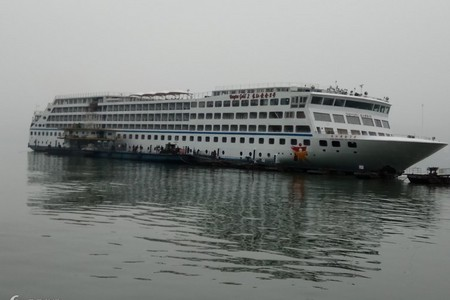 黄金五号游轮船票预订 宜昌到重庆三峡五日游黄金系列