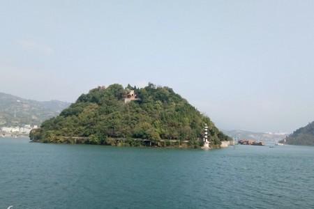 暑假游三峡重庆到三峡单程4日游黄金系列游轮