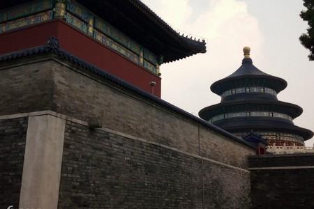 广州双飞北京+四合院、升级五星山水S酒店5天之旅