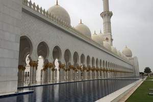 广州到轻奢阿联酋、谢赫扎耶德清真寺、四国联游6天之旅