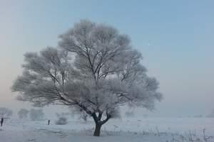 [东北]北京到吉林雾凇+长白山魔界_镜泊湖哈尔滨火车六日游