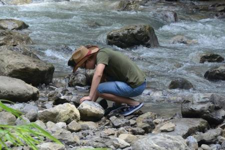 万盛避暑胜地(纯玩步道)黑山谷纯玩一日游,心静自然凉