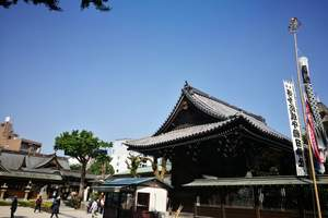 济南到日本旅游_五星和风一价全含高端本州全景6日游