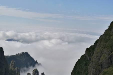 【喜迎新春】神农架赏雪+中和国际滑雪场+长江三峡大坝+武汉 高铁4天纯玩