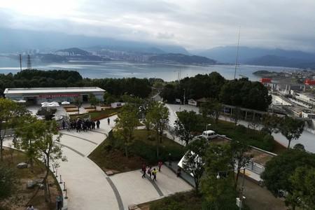 高峡平湖一日游(三峡大坝+游轮)