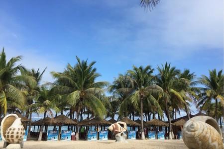 H6-四季旅游海南五天双飞纯玩团 海口往返
