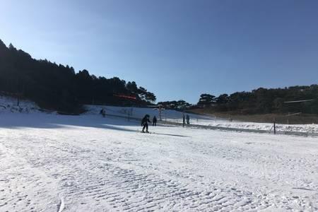 青州驼山滑雪场跟团一日游