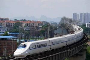 中国高铁将有新面孔:时速400公里以上智能高铁将驶来